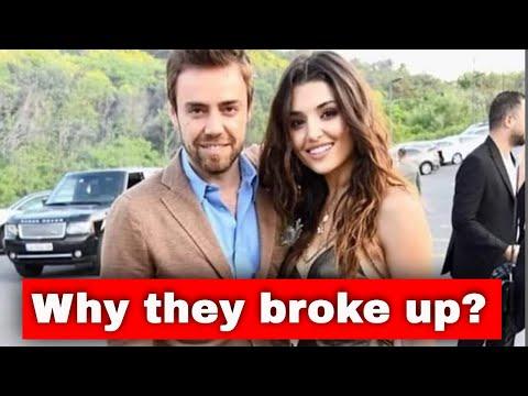 Did Hande Erçel and Murat Dalkılıç break up?