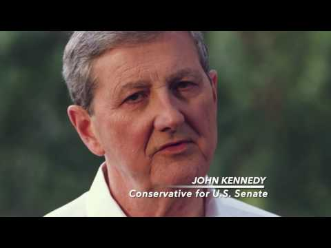 John Kennedy For Life | John Kennedy (R, LA) TV Ad