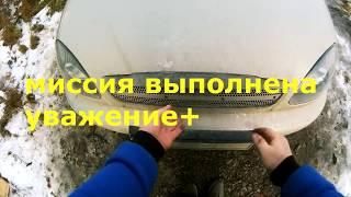 ЗАЗ Шанс-Шевролет Ланос Замена ремня ГРМ и Помпы