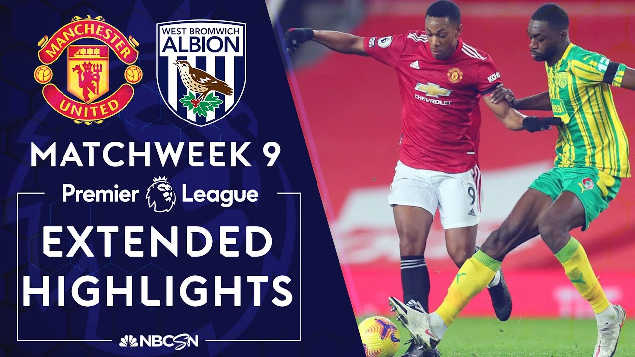 Download Manchester United v. West Brom | PREMIER LEAGUE HIGHLIGHTS | 11/21/2020 | NBC Sports