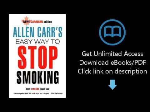 Allen Carr Stop Smoking Pdf