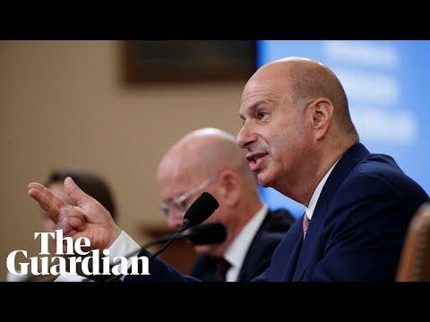 Impeachment inquiry: Sondland's bombshell testimony blows holes in Trump's Ukraine defence