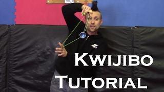 Kwijibo yoyo trick the easiest way tutorial. How to do Kwijibo Tutorial.