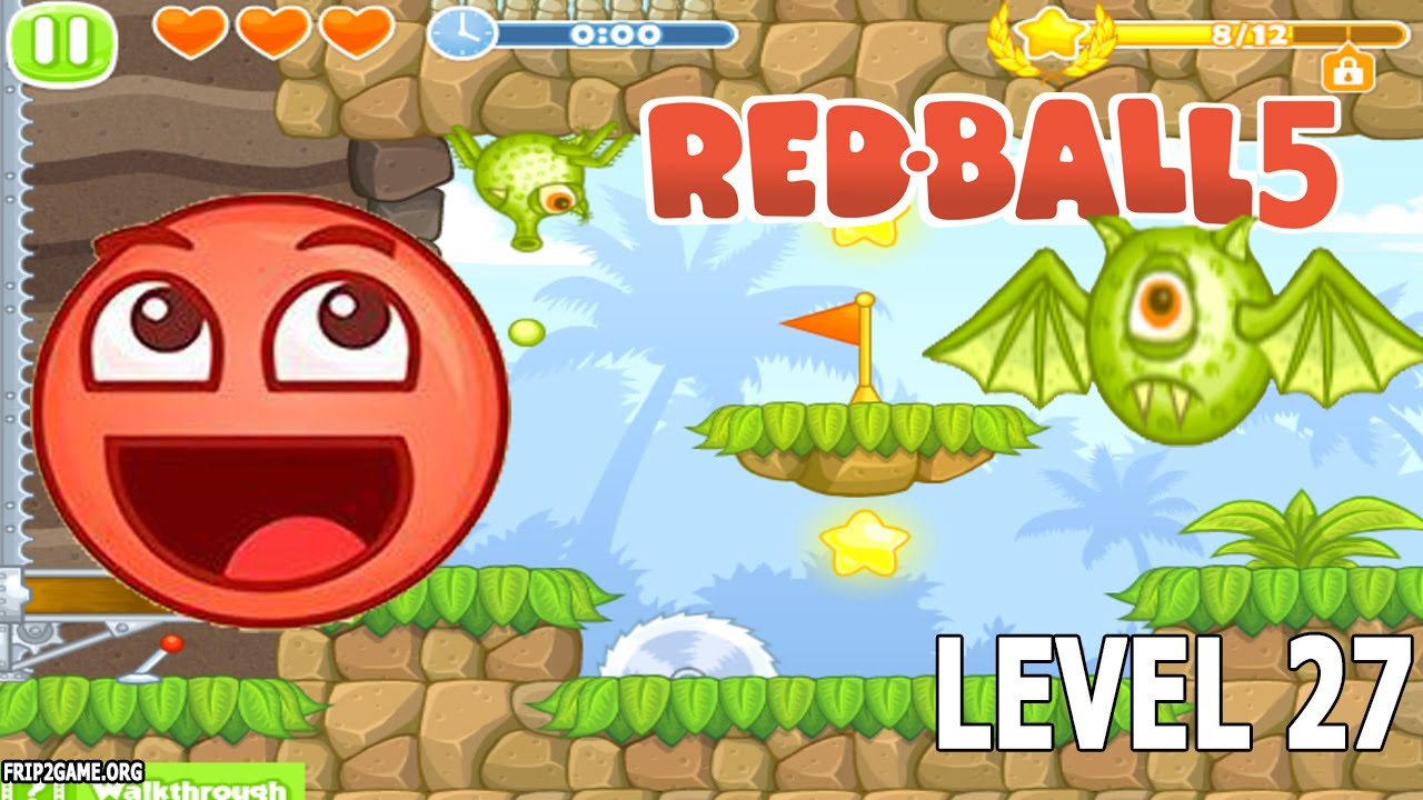 red ball level 5