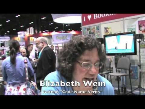 Elizabeth Wein: 'In many ways, libraries have been my salvation'
