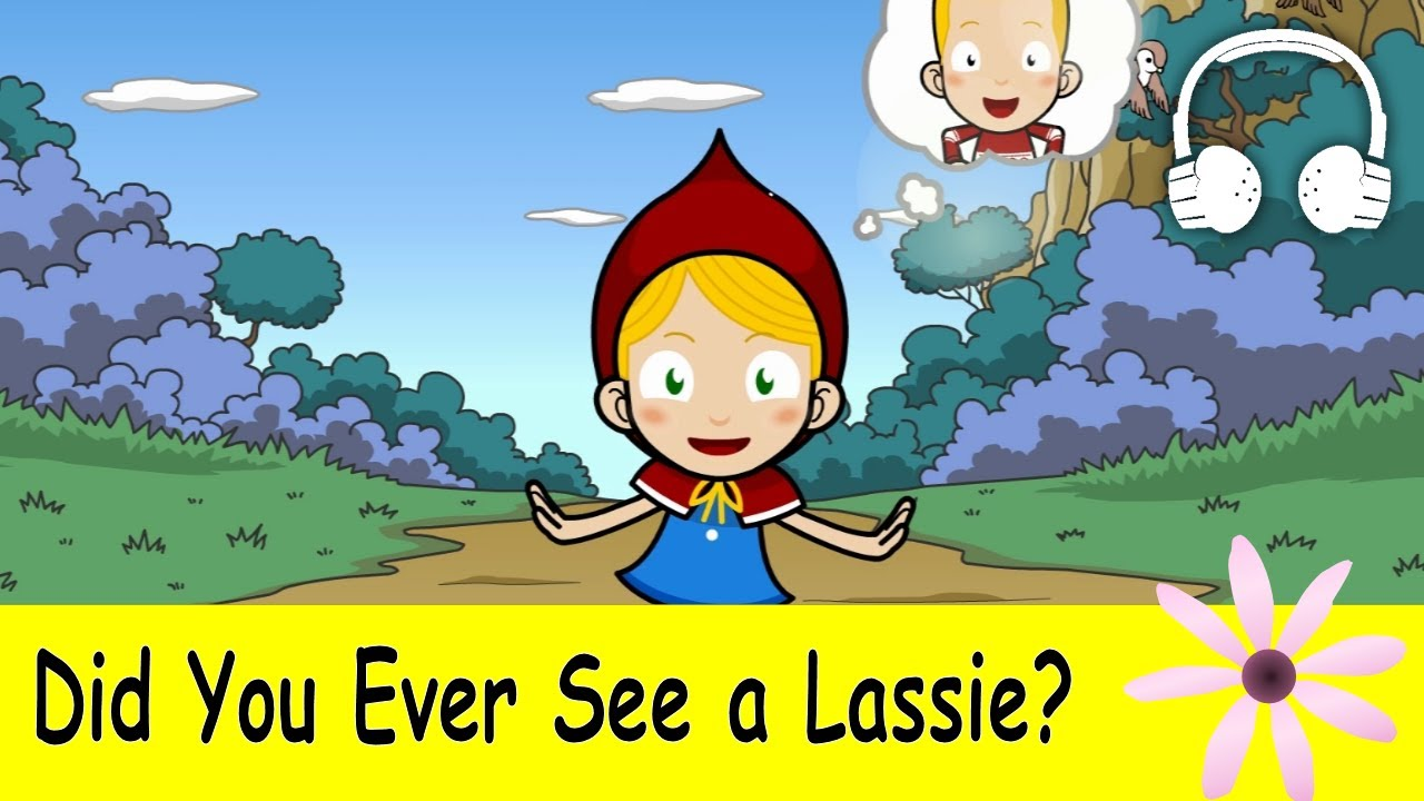 Did You Ever See a Lassie?  | Family Sing Along - Muffin Songs