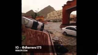 Hurricane Odile Damages AFTER landfall Baja California  - Cabo San Lucas Mexico Hurricane  2014