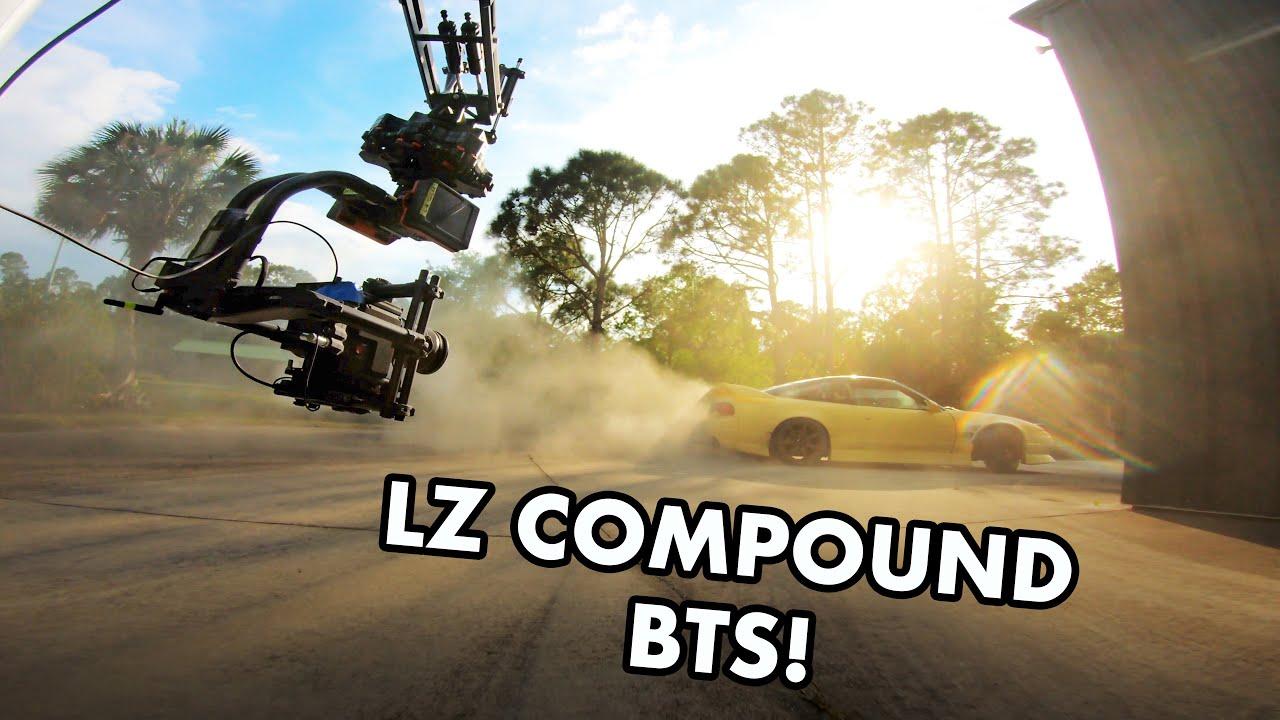 Adam LZ Compound Behind The Scenes!