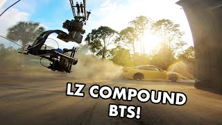 Adam LZ Compound Behind The Scenes!