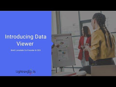 Data Viewer SPFx Client Side Web Part - Lightning Tools