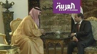 ولي العهد السعودي يتوجه غدا إلى القاهرة في زيارة تستمر ثلاثة أيام