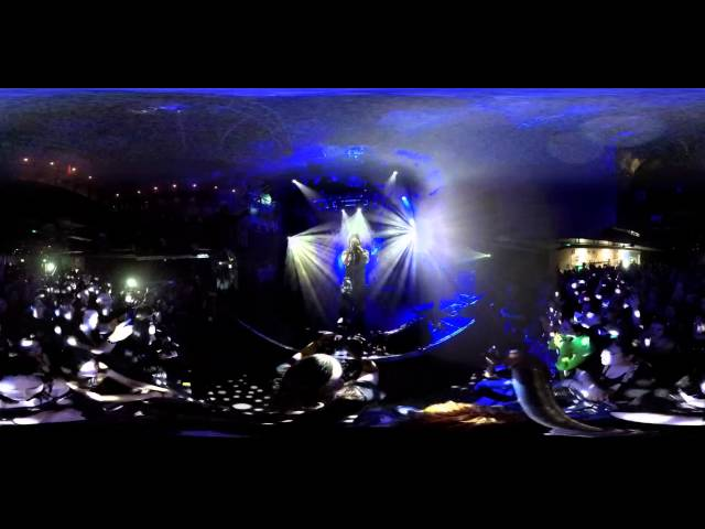 Combichrist - The Evil In Me (360 Degree Live Video)