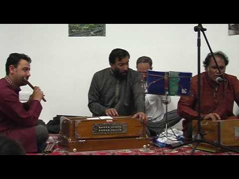The Ahmad Sham Sufi Qawwali Group From Kabul Afghanistan - Passing Down The Spirit -
