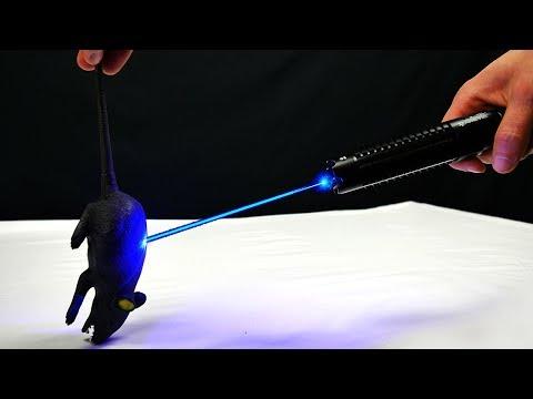 experimente---ultra-starker-laser-vs-maus-und-mehr