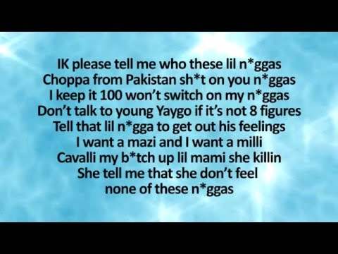 Imran Khan - Hattrick lyrics X Yaygo Musalini (Lyrics Music  Video)