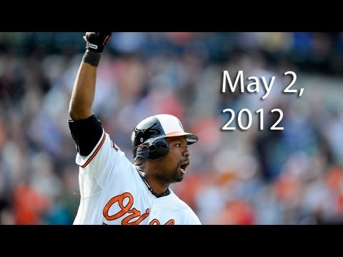 """Getting Blanked - """"We're Not Laughing at the Orioles"""" - May 2 2012"""