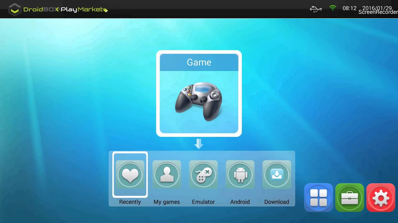 How to use DroidBOX® Play Market | DroiX® How To