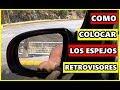 COMO COLOCAR LOS ESPEJOS RETROVISORES DE TU AUTO