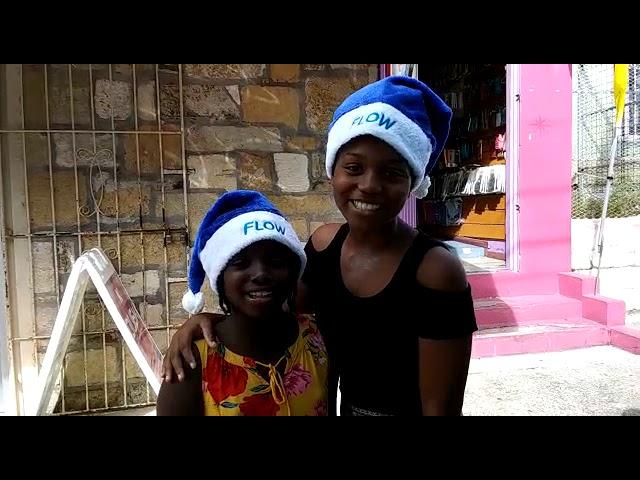 Princess & Chioma - All Sainta Village