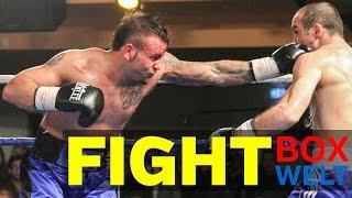 Davide Doria vs Temur Abuladze - 6 rounds Welterweight - 10.03.2017 - Löwensaal Nürnberg