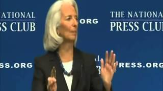 GLOBAL ECONOMIC RESET IMMINENT IMF Christine Lagarde Reveals it!  Not this time, but be ready!