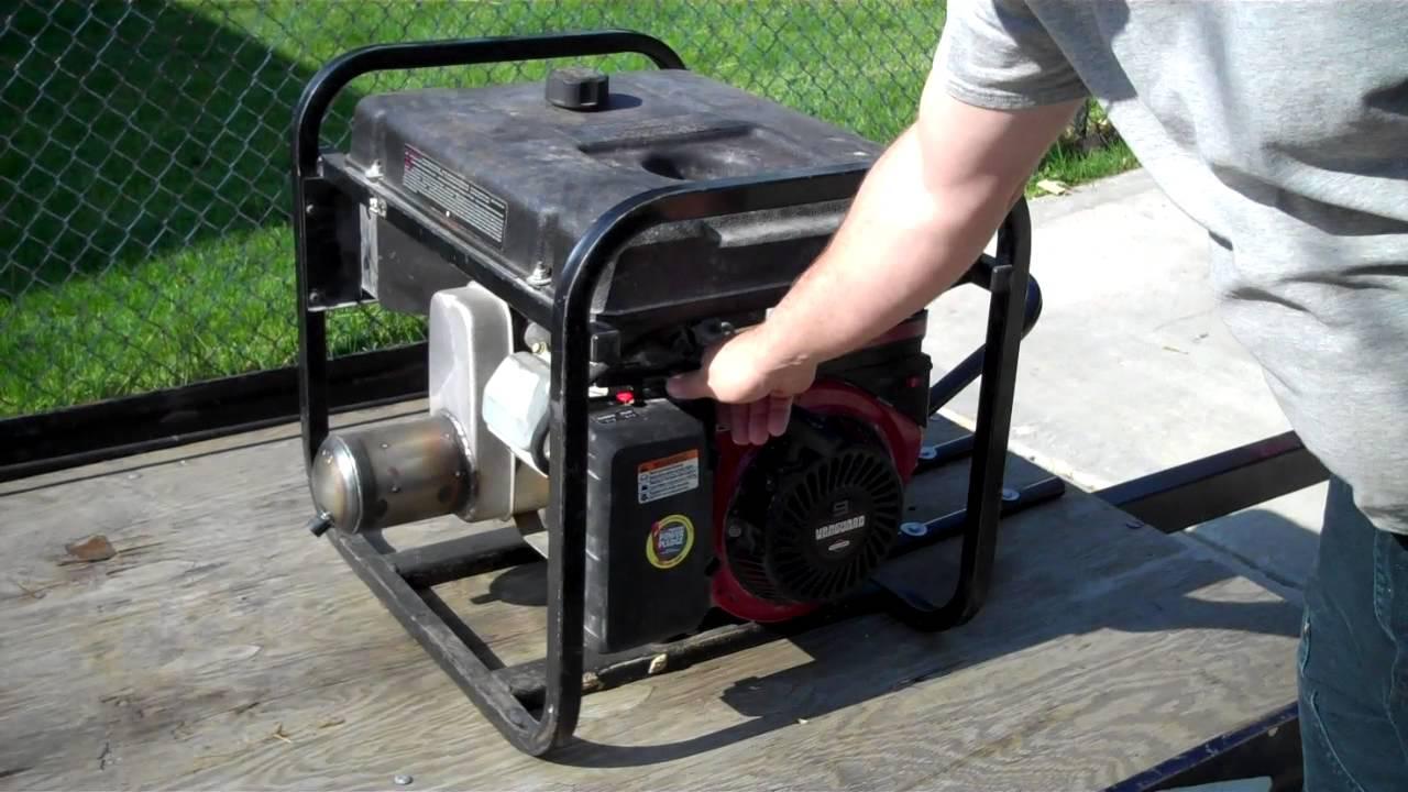 Coleman Powermate 5000 Service Manual Generator Wiring Diagram