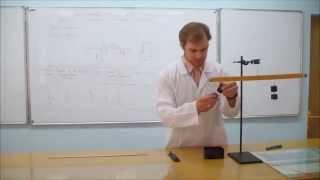 Лабораторная работа №9 Выяснение условия равновесия рычага