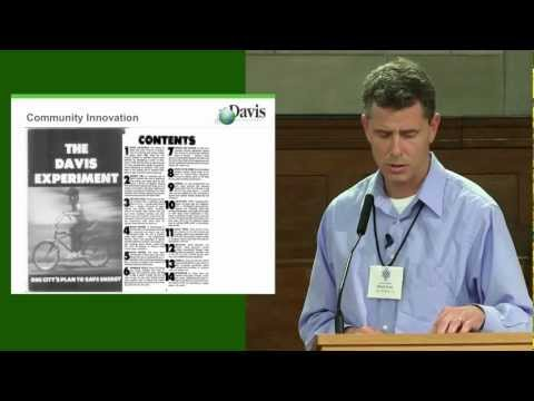 Mitch Sears: Climate and Community Innovation: City of Davis