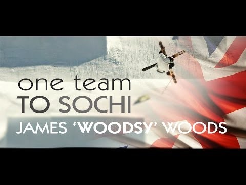 E02 one team to Sochi - JAMES 'WOODSY' WOODS