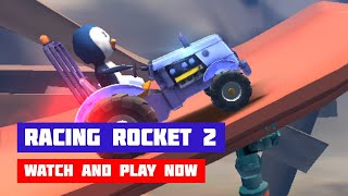 Racing Rocket 2 · Game · Gameplay