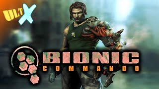 bionic Commando (2009) REVIEW: He's Still Swinging