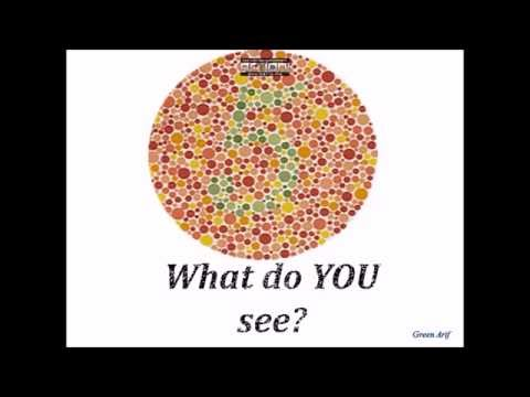 Color Blindness Test and the Ishihara Test (Army Medical Test) (ISSB Test)
