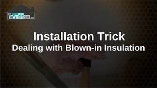 http://inwallstore.com If you've got blown-in insulation in your at...