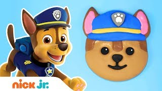 PAW Patrol Fluffy Slime Time Game 🐶 Guess the Character! | Nick Jr. Crafts