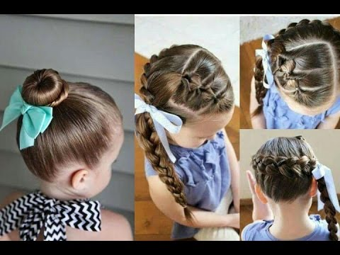 Peinados para ni as ideas de trenzas y recogidos bonitos for Recogidos bonitos y sencillos