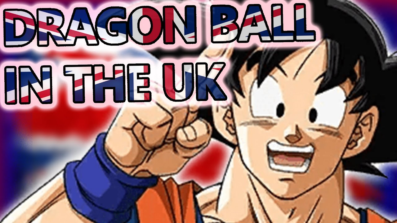Download Dragon Ball Z in The UK | Ocean Dub | Funimation Dub | Blue Water Dub | Big Green Dub