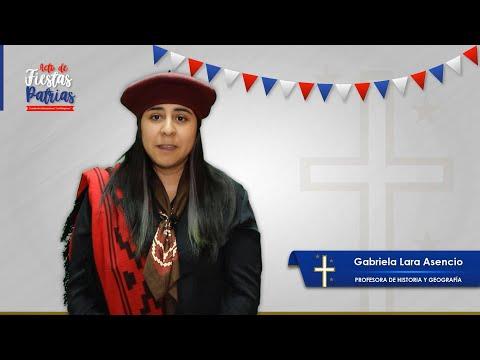 Acto Celebración de Fiestas Patrias - Septiembre 2021