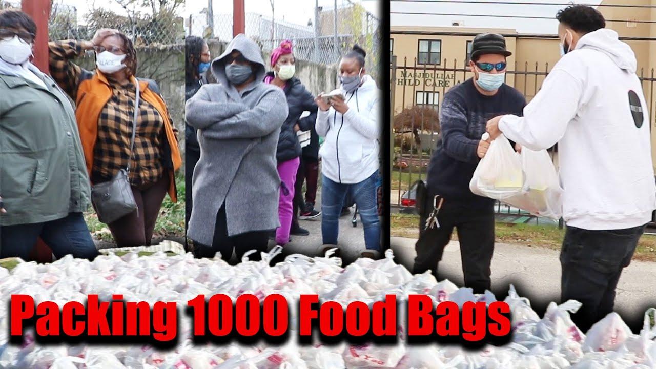 Feeding 1000 People in 24 Hours