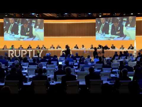 Brazil: Russia's Zhukov slams politicisation of doping scandal at Rio IOC session
