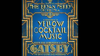 The Great Gatsby Back To Black The Jazz Records Album Bryan Ferry Orchestra