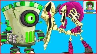 Игровой Мультфильм для детей про БОИ и СРАЖЕНИЯ Tower Conquest от Фаника 24