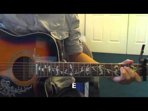 Lady Gaga - Born This Way (Beginner Guitar Cover) + Chords