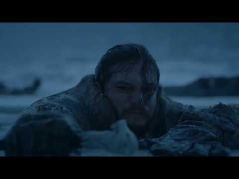 Game Of Thrones - Benjen Stark Saves Jon Snow