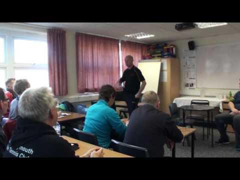 Coaching CPD - An insight on how Joola Plymouth TDC run their club (Part 1)