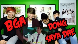 BgA - Dong Saya Dae (똥싸야돼) MV REACTION (FUNNY FANBOYS)