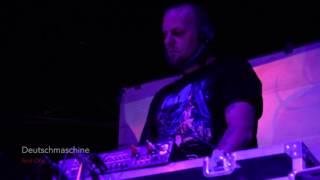 DJ Chris L. en el evento