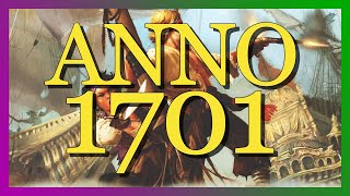 Anno 1701 The Sunken Dragon Review | City Builder Game