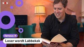 Schrijver Jeff Kinney leest voor in het Fries
