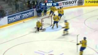 Хоккей. ЧМ. Финал. Швеция - Финляндия