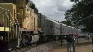 Tracks Ahead - Ringling Circus Train, Taieri Gorge, and NYC